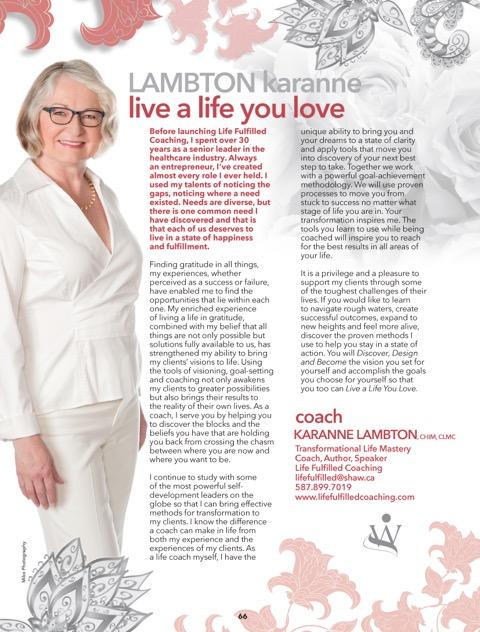 Karanne Lambton - Life Coach Vancouver